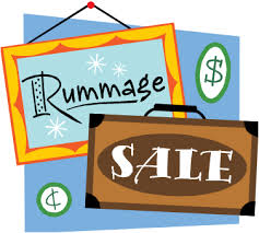 Rummage Sale Help Needed!